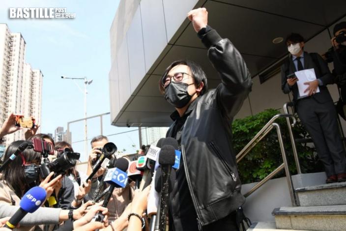 【大拘捕】戴耀廷提早報到「冇嘢講」 消息指約40人或被控顛覆政權