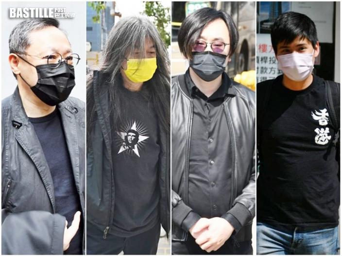 【大拘捕】梁國雄岑子杰等47人被控串謀顛覆國家政權 明日提堂