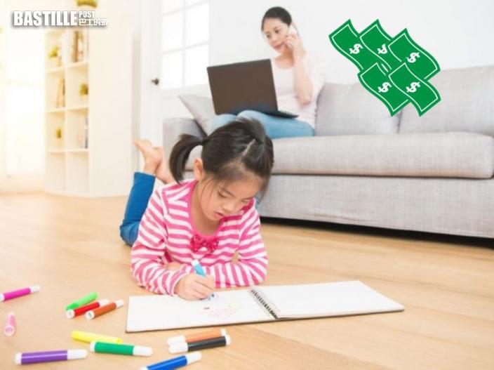 台母自小記下花在女兒身上開支 要求長大後每月還款