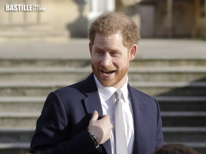 接受奧花雲費專訪剖白 哈里王子:曾擔心戴妃歷史重演