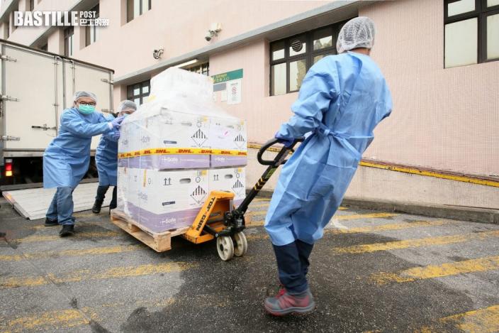 澳門調低檢測收費至90元 900名60歲以上市民預約打疫苗