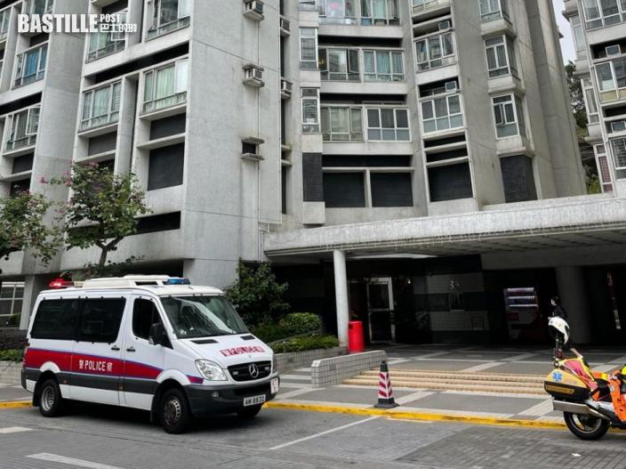 麗港城9歲男童離奇由氣窗墮樓亡