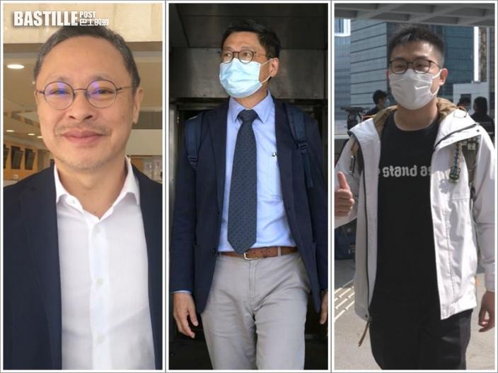 【佔中九子上訴】張達明認為原審以串謀犯公衆妨擾罪起訴並不恰當