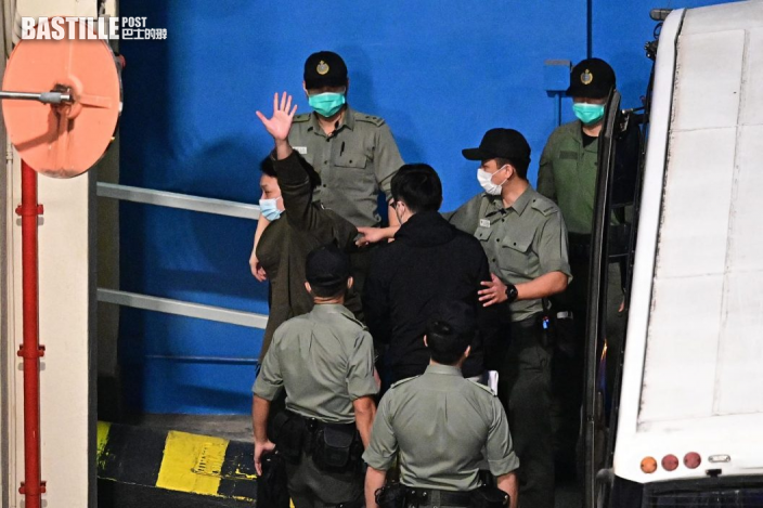 【大拘捕】中使館指無人凌駕法律 斥英國無權干預港事