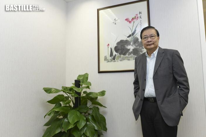 譚耀宗指不能讓反中破壞者經選舉參政「為反對而反對」