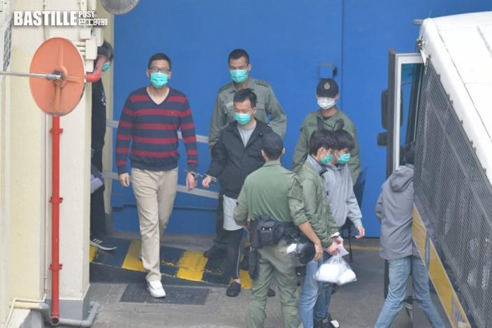 【大拘捕】47被告連日未沖涼 今早獲安排懲教所梳洗清潔