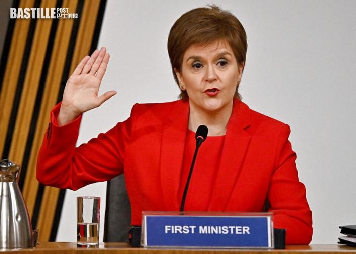 蘇格蘭首席部長施雅晴與前任爆罵戰 保守黨促辭職