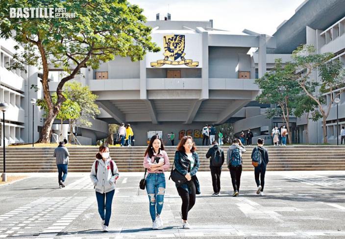 QS指港大學正退步 七院校65科排名跌