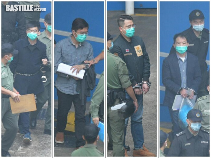 【大拘捕】馬拉松式保釋申請聆訊第4天 料今日內有定奪