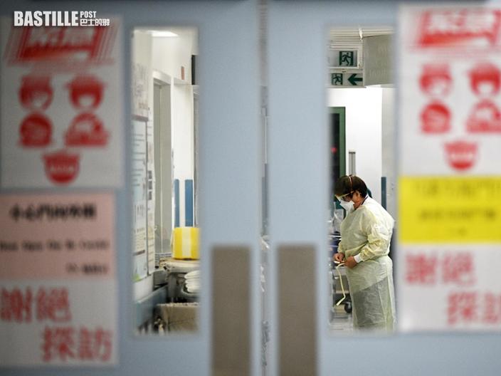 9間公院爆滿 博愛醫院住用率達112%