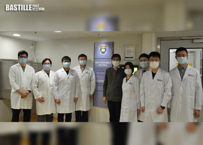 港大指新冠病毒鼻腔感染力強 現有疫苗難完全預防