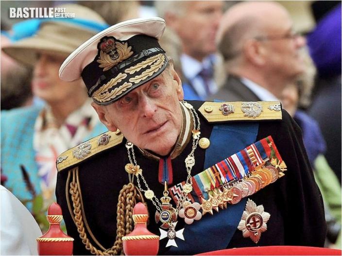 99歲菲臘親王心臟手術成功 須留醫數天