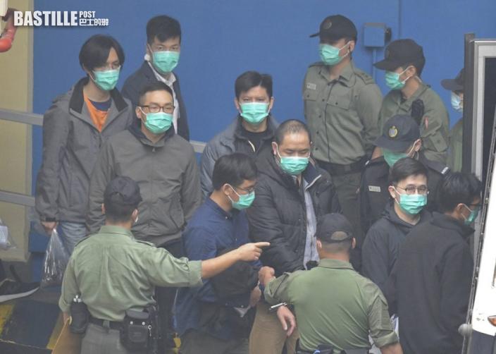 【大拘捕】蘇官押後5月31日再訊 控方提覆核47人需續還押