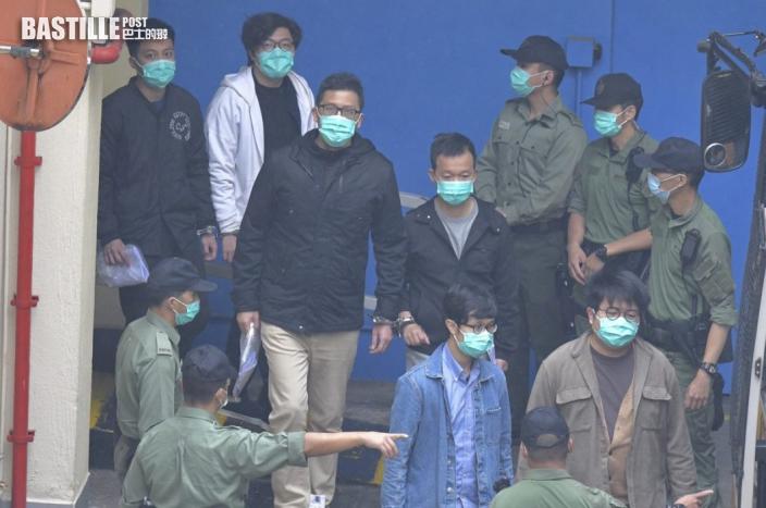 【大拘捕】蘇官押後案件至5月31日再訊 15人擔保獲批32人須還柙
