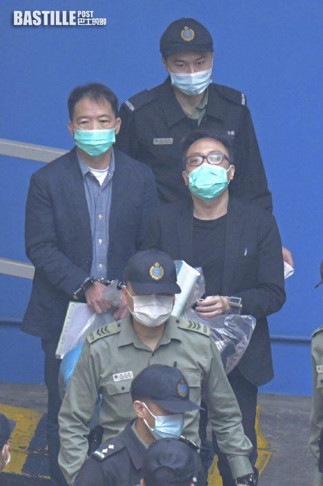 【大拘捕】蘇官將就47名被告保釋申請作決定