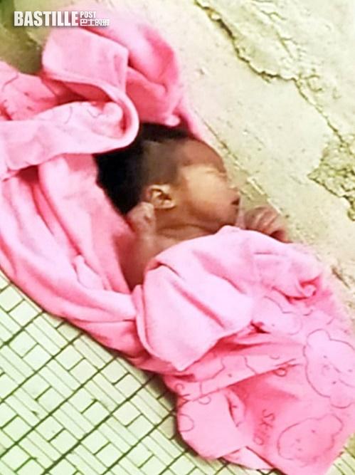 土瓜灣唐樓梯間疑棄嬰 警追尋黑衫短髮女子