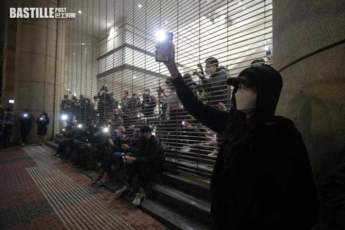 【大拘捕】蘇官押後5月31日再訊32人須還柙 15人准保控方提覆核