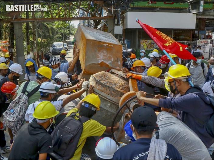 十九名緬警往印度求庇護 拒服從軍政府憂受逼害