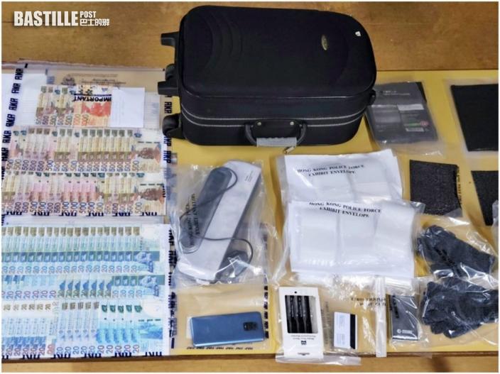 警九龍城截查22歲男 檢50萬元搖頭丸及霹靂可卡因