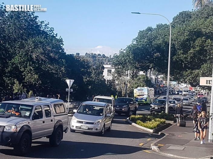 新西蘭6小時內3次強烈地震 最強達8.1級