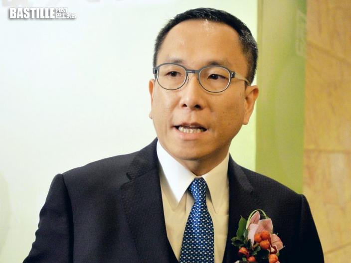 施榮忻:只有完善選舉制度 香港才能撥亂反正