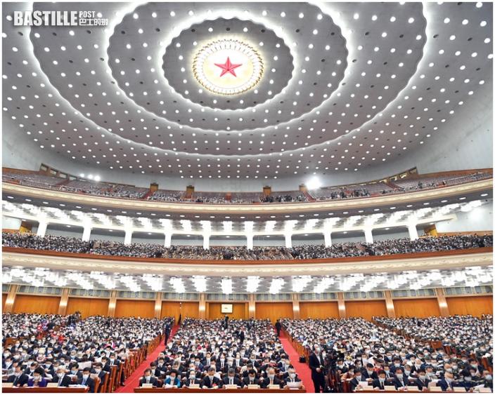 人大高票通過完善香港選舉制度 決定共9項重點