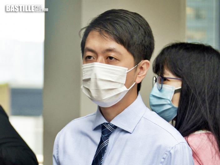 許智峯2私人檢控被撤控申覆核 官暫定5月14日頒書面判詞