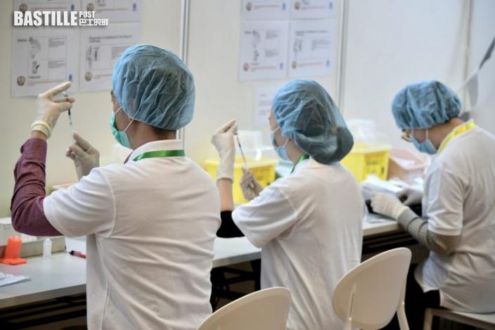 新冠疫苗專家委員會稍後見記者