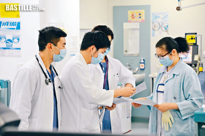港府推算2040年短缺逾1900醫生