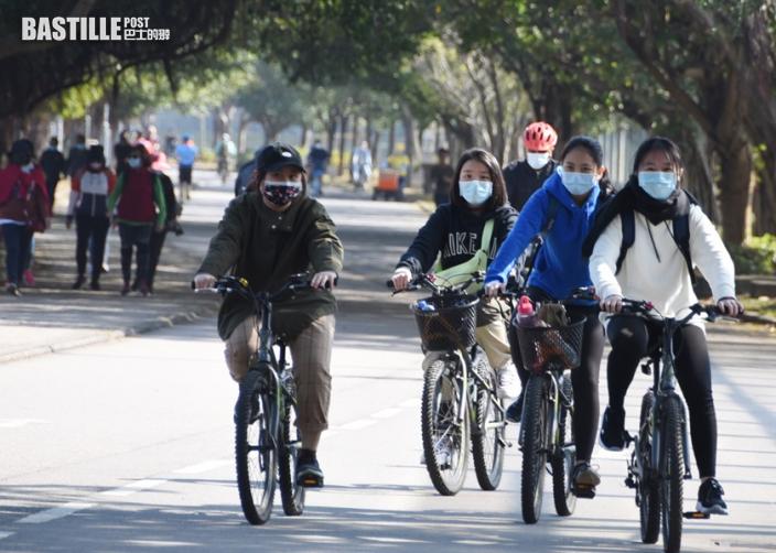 本港去年逾2800人涉單車意外傷亡 較前年上升近六成