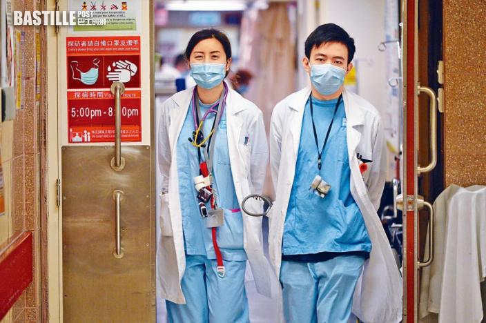 推算2040年欠近2000名醫生 政府研立法引入非本地醫生