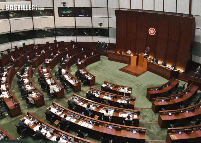立法會通過2074億元臨時撥款 支付《預算案》通過前政府開支