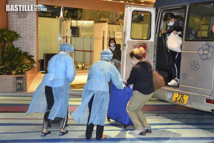 檢疫酒店堵截120宗確診 聶德權指遏變種病毒爆發