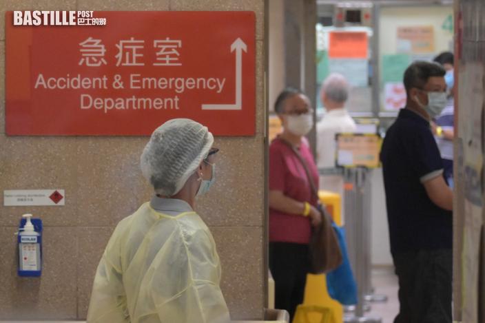 男子急症室候等候轉送病房亡 醫管局將檢視措施提升服務量