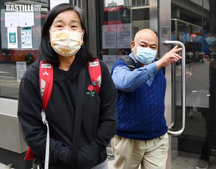 遊行抗議違限聚令 社民連「阿牛」陳寶瑩判各罰4500元