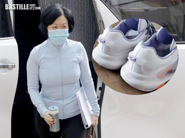 【Kelly Online】葉劉FB展Fila鞋稱非穿Adidas 被問「何不穿李寧」