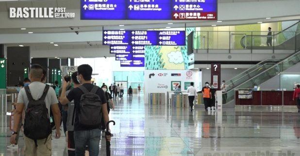 香港居民英國返港登機限制取消。(港台圖片)