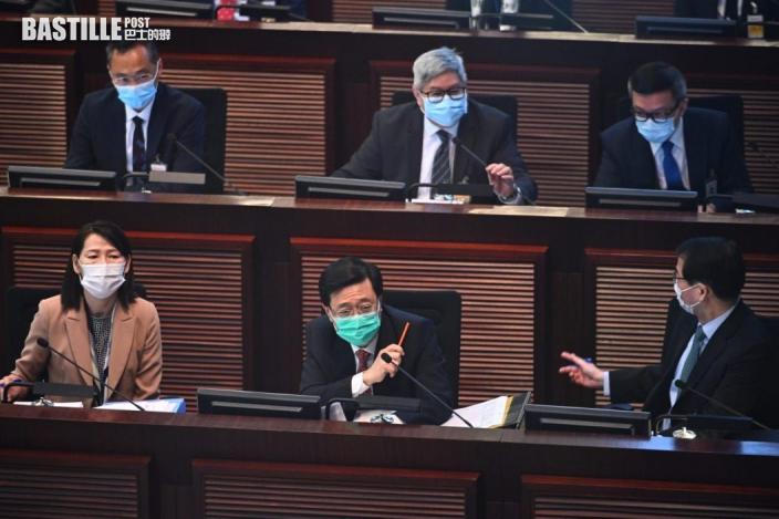李家超批媒體將罪犯塑造成英雄 鄧炳強:會調查以假新聞危害香港人士