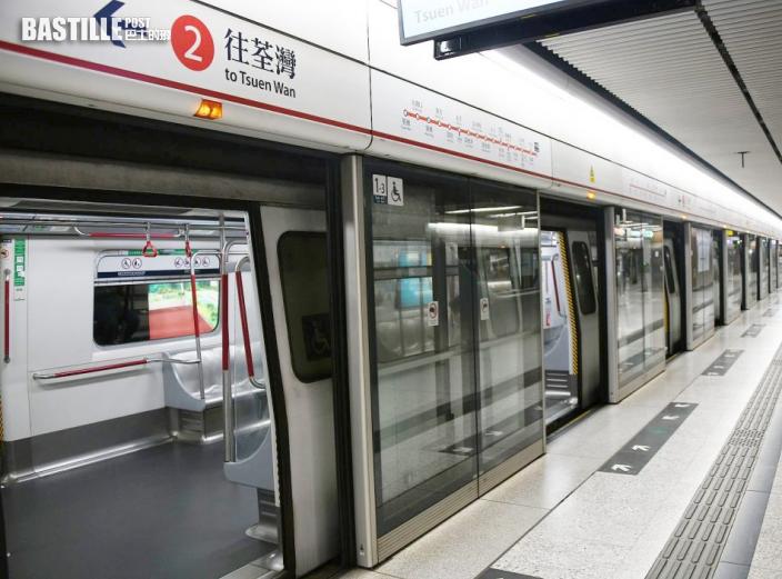 疫情影響荃灣線系統更換工程 港鐵:2023年完成料極具挑戰性