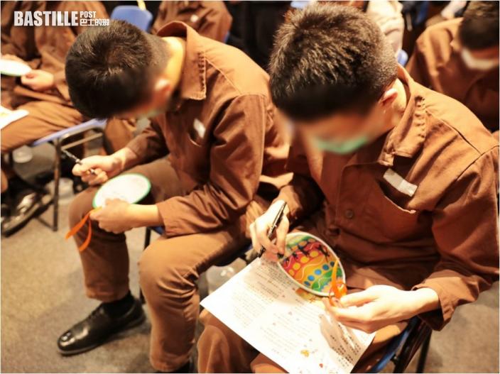 懲教警隊義工隊協辦宗教活動 助在囚青年建正確價值觀