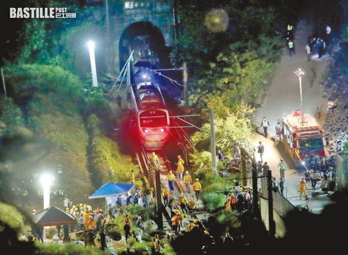 【太魯閣號出軌】車廂再發現遺體死亡人數增至51人 工程負責人:有拉手煞車