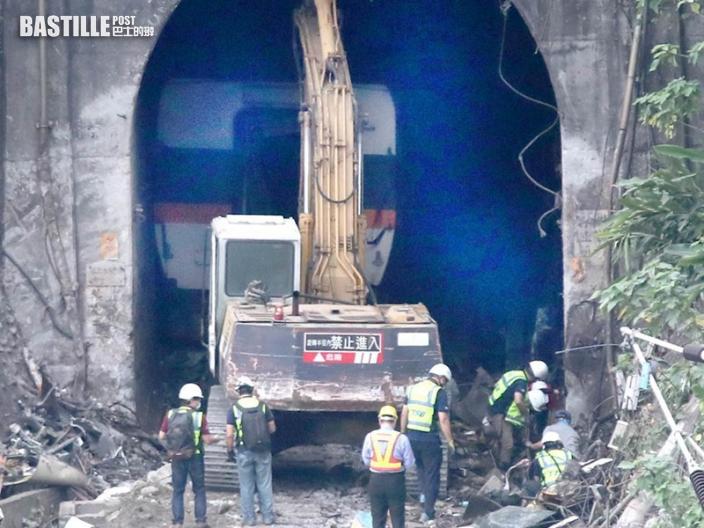 【太魯閣號出軌】再修訂51死 疑尋獲工程車行車記錄器