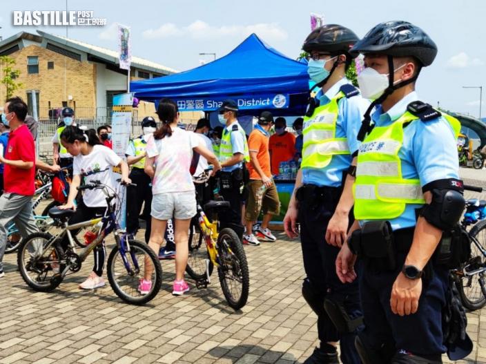 單車交通意外傷亡人數按年升逾57% 警辦單車安全周籲注意道路安全
