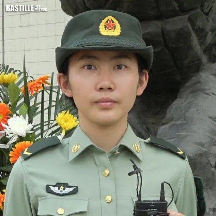 清明節解放軍駐港部隊官兵緬懷先烈
