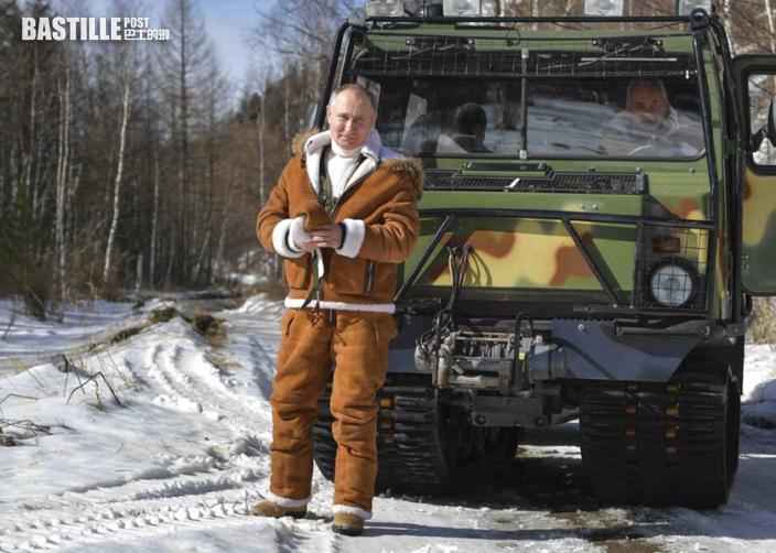 俄羅斯總統普京繼續獲選為最有魅力男人