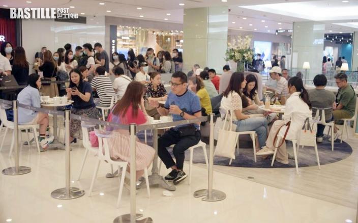 美食節今閉幕市民掃平貨 展商指禁試食影響生意