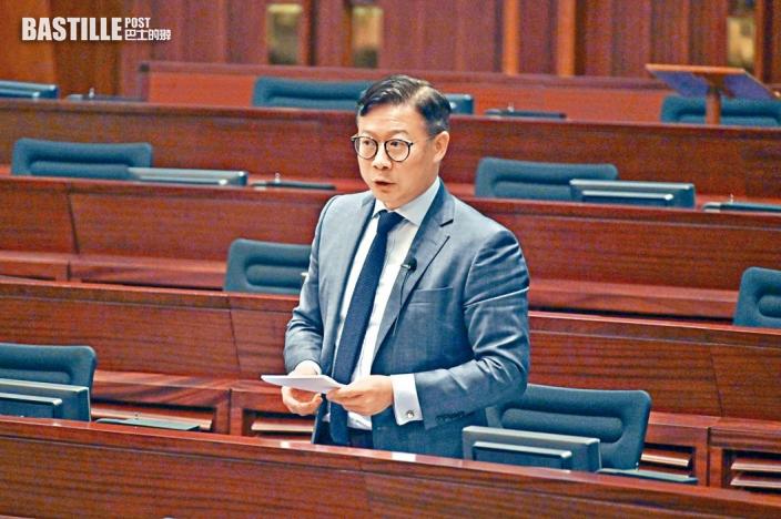 【新聞追擊】法律團體倘變政治團體 張國鈞:政府可收回監管權
