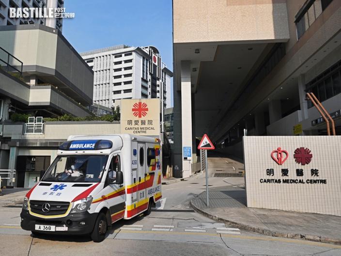 13公院爆滿逾5千人湧急症室求診 明愛醫院住用率達129%