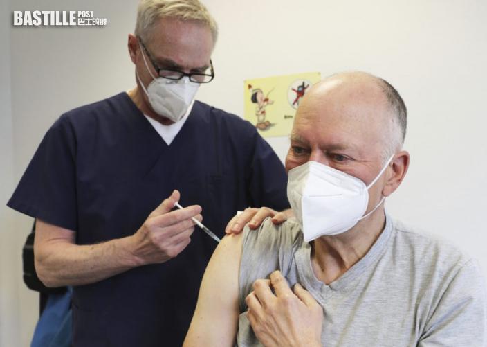 歐洲藥管局:血栓與疫苗是否有關未有結論