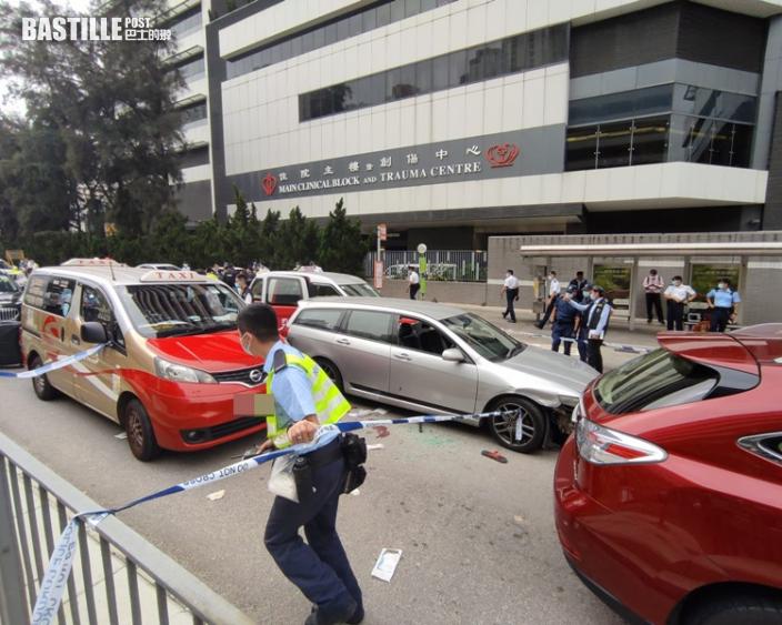 警沙田追截可疑車輛時開槍 一男子中槍受傷
